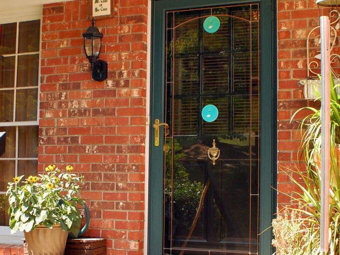 what color is your front door, curb appeal, doors, Before Plain black door
