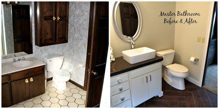 Bathroom renovation remodel hometalk for Bathroom remodel questions