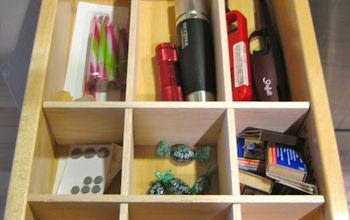 diy drawer organizer, kitchen design, organizing, woodworking projects