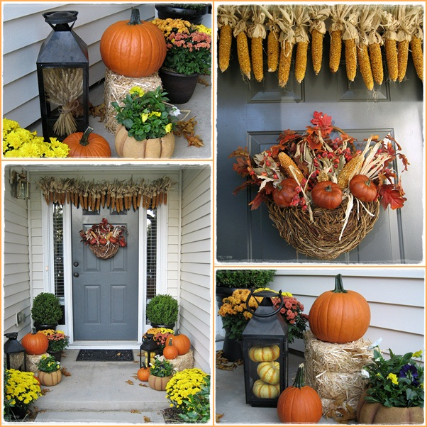 My Front Porch For Fall