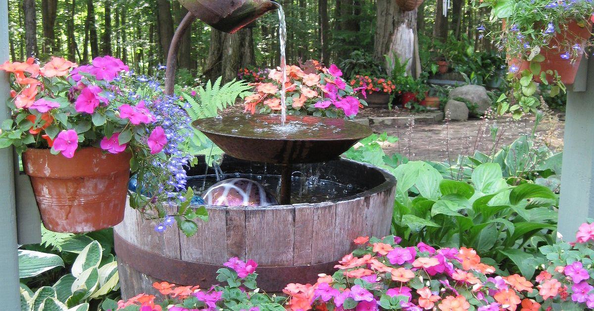 Tea Pot Fountain Instructions Hometalk