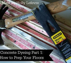 how to prepare concrete floors dyeing staining concrete masonry flooring how to