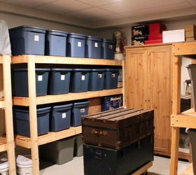 Charmant Easy Storage Idea, Shelving Ideas, Storage Ideas, Woodworking Projects,  This Is What