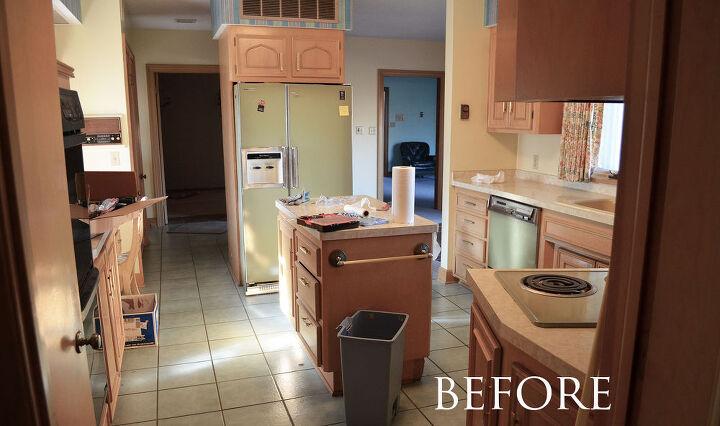 French Country Glam Kitchen Renovation | Hometalk on