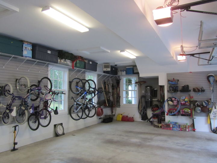 garage organization for a family of 10  garages  organizing  shelving  ideas  storage. Garage Organization for a Family of 10   Hometalk