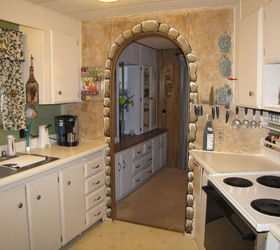 Genial Vintage Mobile Kitchen Gets A Tuscan Themed Update Hometalk