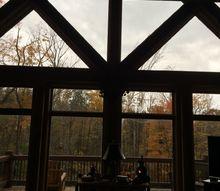 window treatments ideas tips, home decor, window treatments, windows, Family room windows