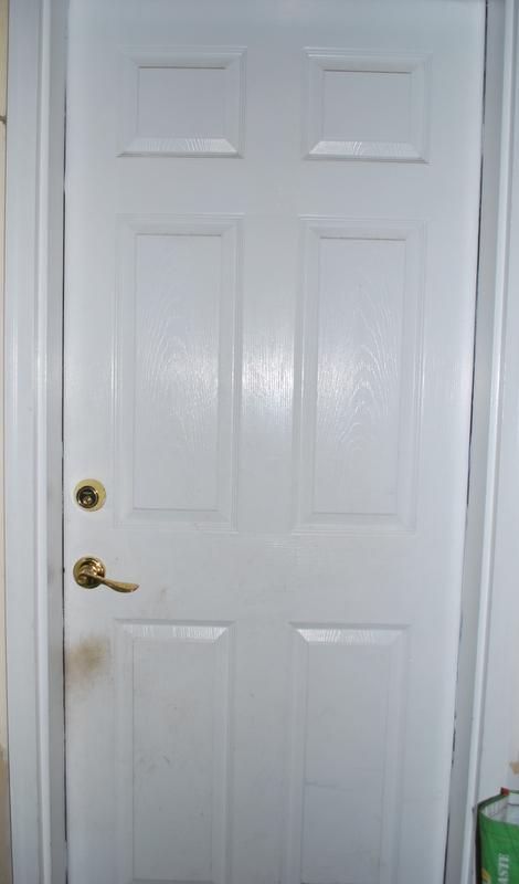 Painting My Interior And Exterior Doors Black Hometalk