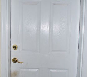 Painting My Interior And Exterior Doors Black, Doors, Painting, Before This  Is Our