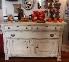 Vintage Buffet Chalk Paint Chalk Paint Furniture, Chalk Paint, Painted  Furniture