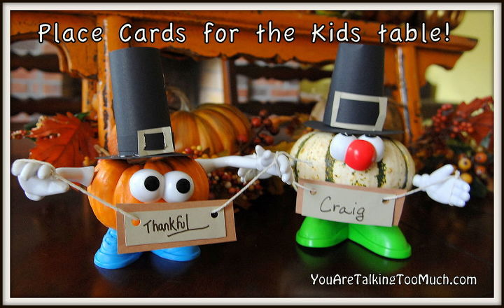 Fun way to add a little fancy to the kids table.  http://youaretalkingtoomuch.com/?p=2085