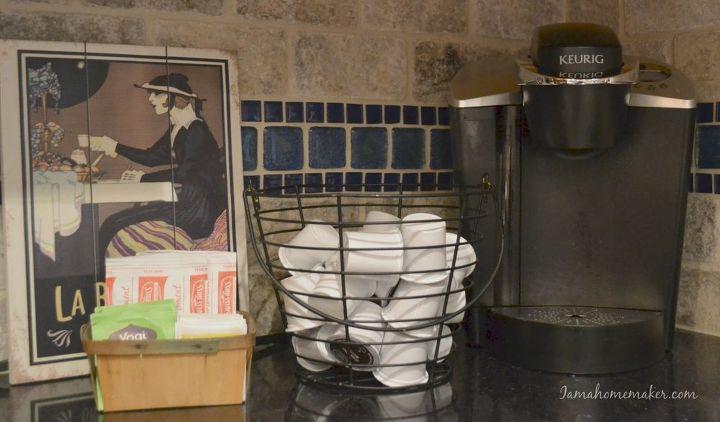 Coffee Station Home Decor | Hometalk on