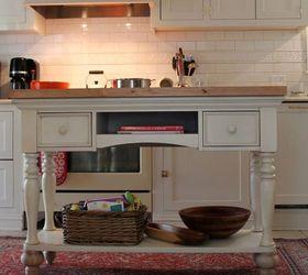 Diy Kitchen Island, Home Decor, Kitchen Design, Kitchen Island, DIY Island  From