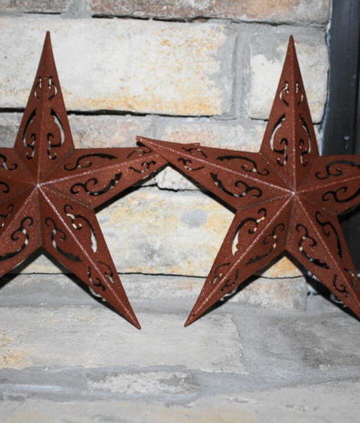 diy rustic star