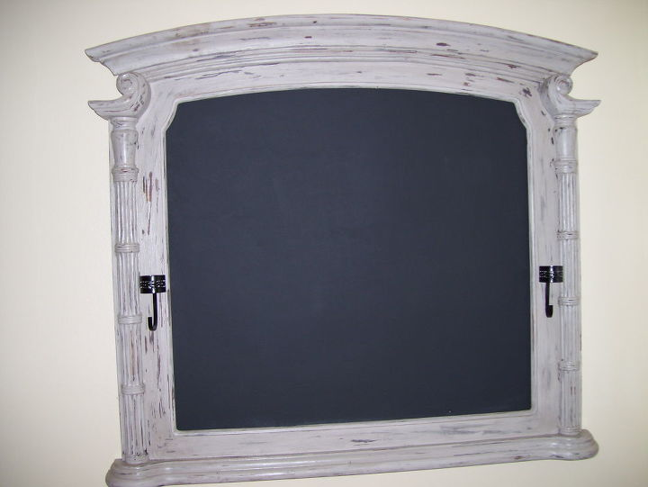 Completed Chalkboard