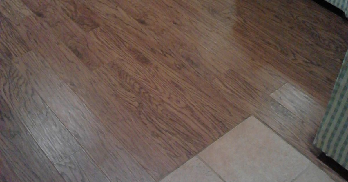How To Eliminate The Toe Kicker When Laminate Or Engineered Flooring Meets Ceramic Tile Hometalk