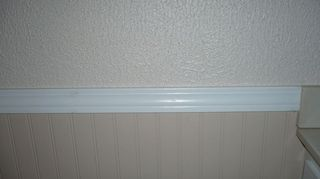 q repairing or resurfacing drywall, home maintenance repairs, how to, wall decor, Hope you can see the texture It is not excessive Put it up and then paint
