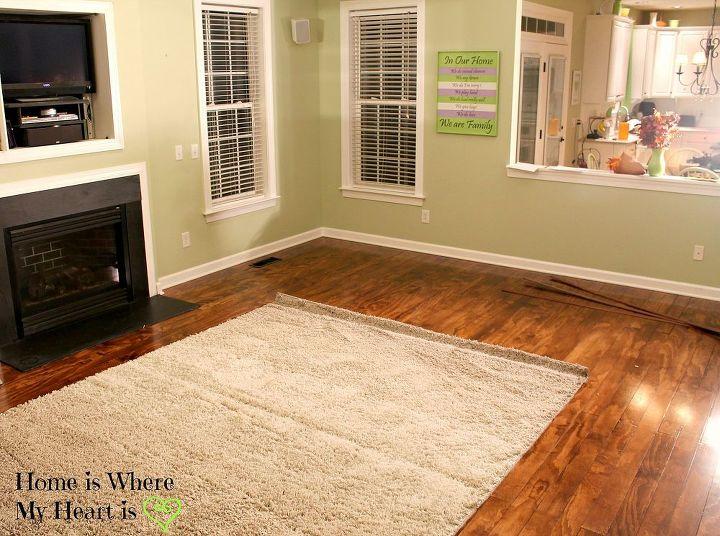 Laying Plywood Floors Hometalk