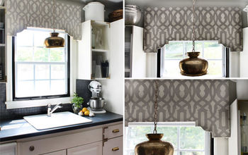 Creating your own DIY Window Treatments