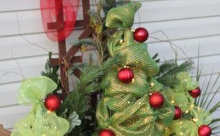 tomato cage christmas tree s, christmas decorations, gardening, seasonal holiday decor