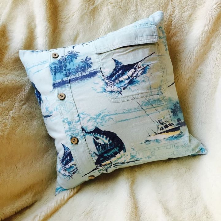 how to make a comfort pillow, crafts, how to