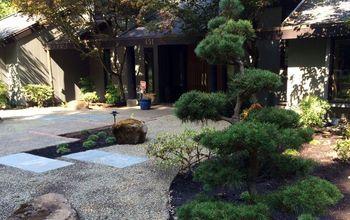 Japanese Garden in West Linn Oregon