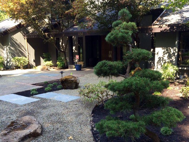west linn oregon japanese inspired garden ideas, gardening, landscape,  outdoor living, patio