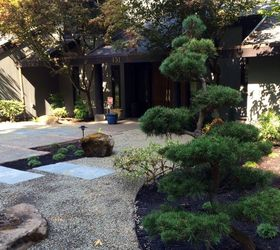 West Linn Oregon Japanese Inspired Garden Ideas, Gardening, Landscape,  Outdoor Living, Patio