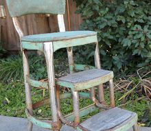 q this 5 00 step stool needs a makeover, painted furniture