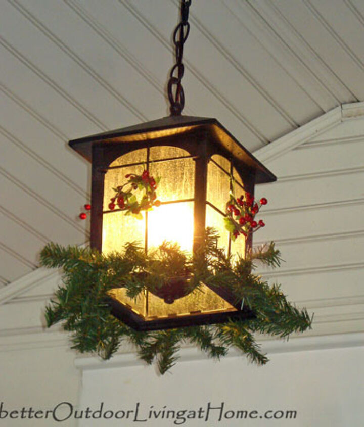 quick amp easy decorating inspirations christmas decorating ideas, outdoor living, seasonal holiday decor