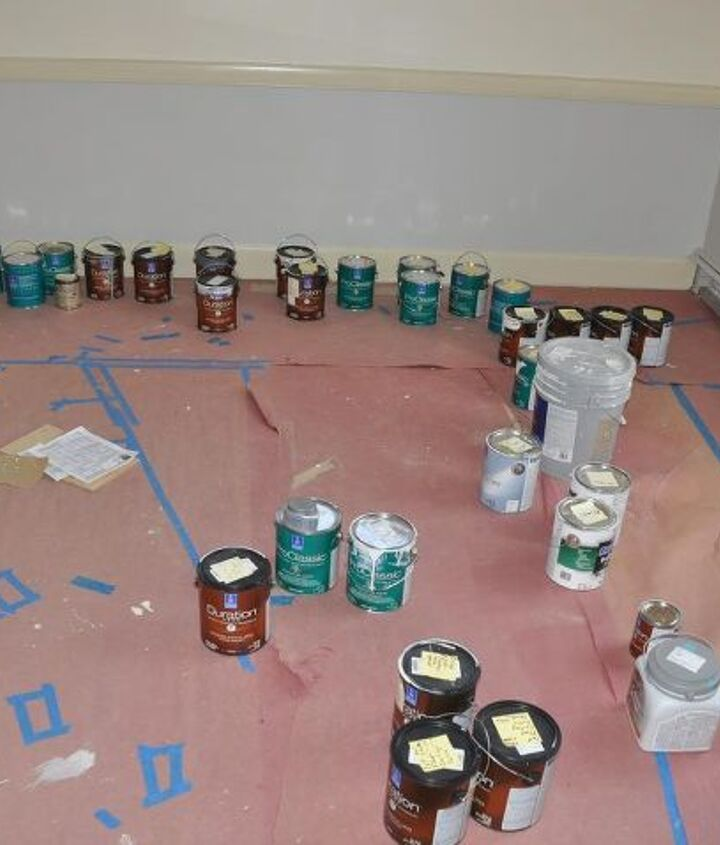 labeled paint  35+ gallons worth