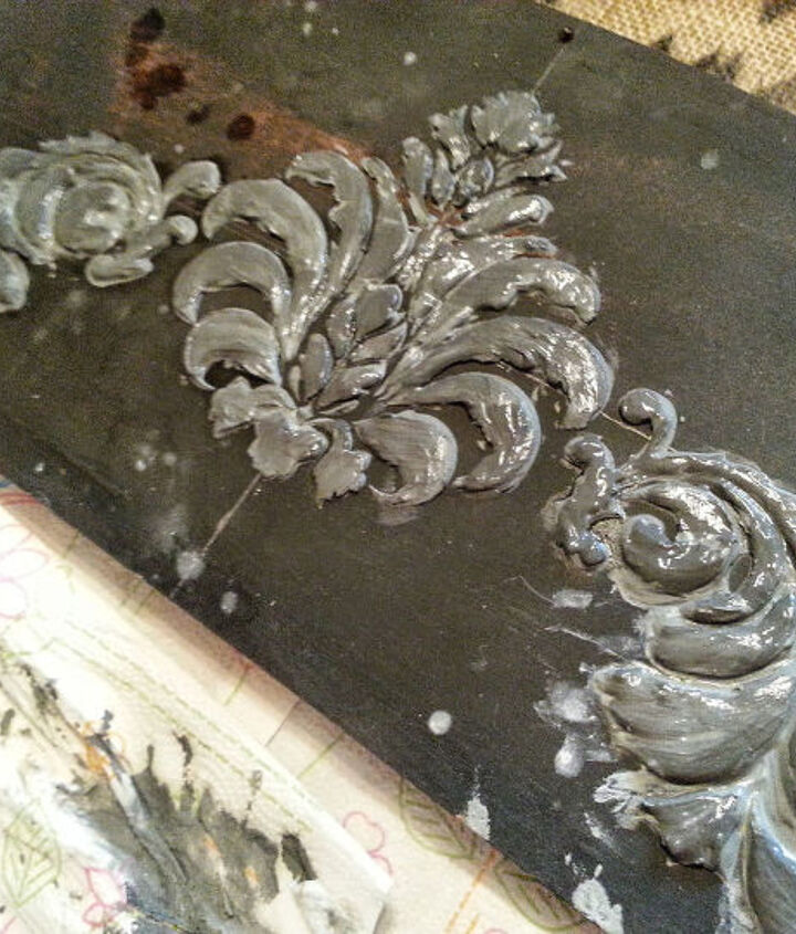 sk s black rust and zinc, painted furniture, woodworking projects