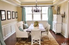 living room and dining room tour, dining room ideas, home decor