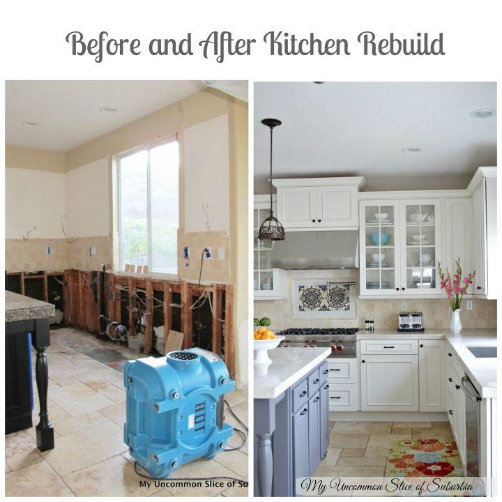 white and elegant kitchen remodel idea, home improvement, kitchen design
