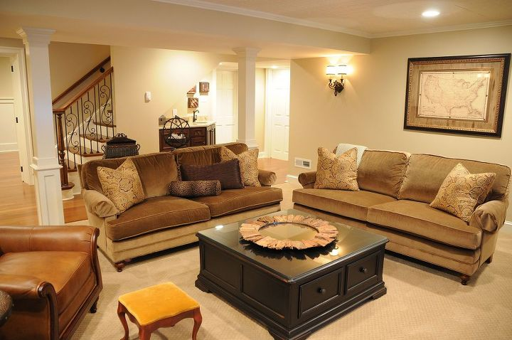 basement renovation in west chester pa, basement ideas, home decor, home improvement