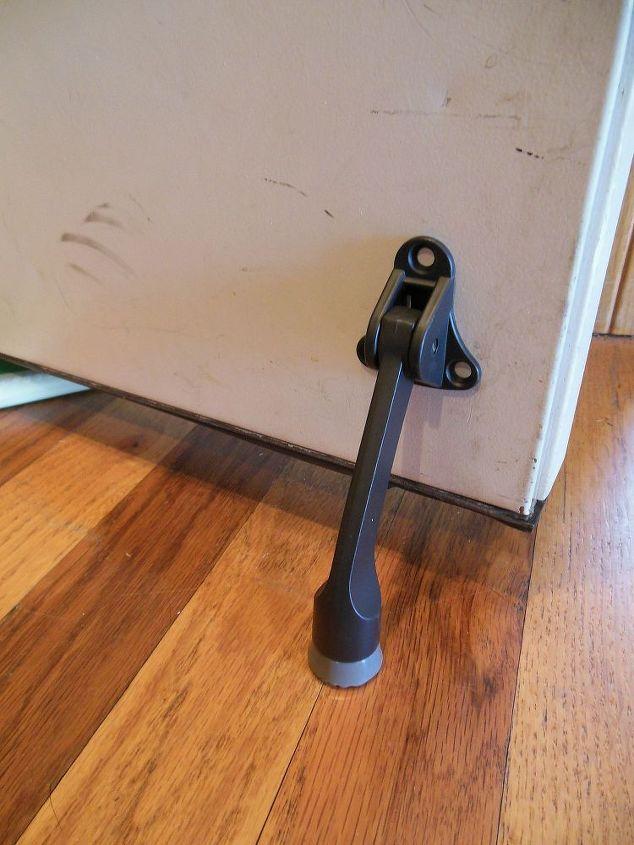 Add A Door Stop To Your Interior Garage Door Hometalk