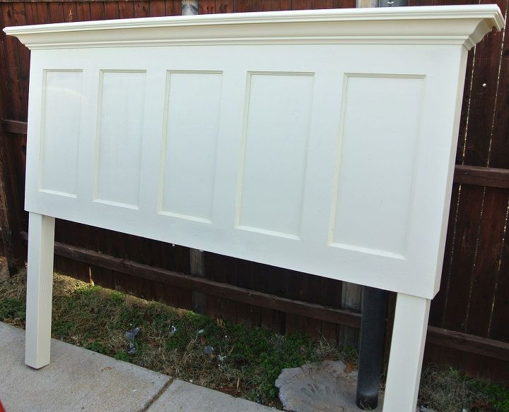 Ageless 5 panel king size headboard | Hometalk