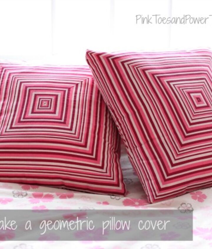 how to make a pillow cover, crafts
