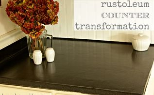 make a dramatic update to your kitchen on a small budget, countertops, kitchen design, painting, updated countertops