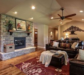 Captivating Parker Co Kitchen And Fireplace Reno, Fireplaces Mantels, CapStone Home  Renovations Parker CO Home