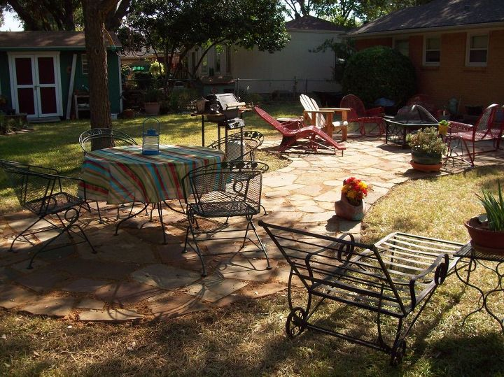 outdoor fun, concrete masonry, diy, outdoor living, patio