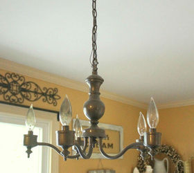 Vintage Style Kitchen Lighting Update Buh Bye Boob Light, Diy, Electrical,  Home Decor