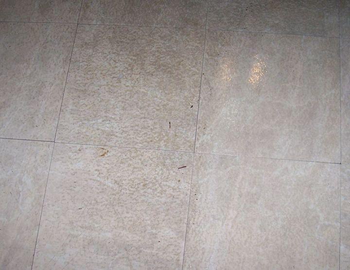 cleaning vinyl floors, cleaning tips, flooring