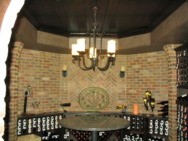Read more about this project here: http://www.akatlanta.com/Wine-Cellar-by-AK-Complete-Home-Renovations-on-HomeSavvi #ManCave