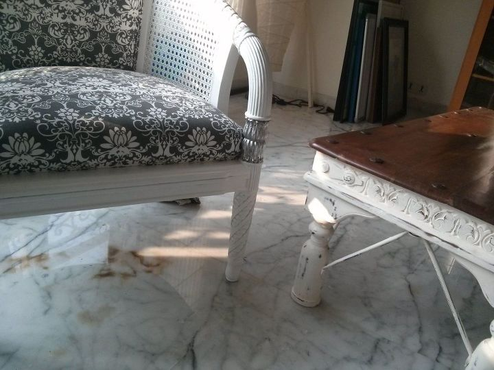 q chairs painted too white, chalk paint, diy, how to, painted furniture, reupholster