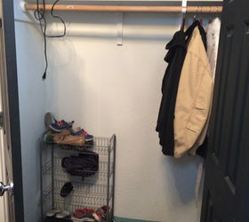 Charmant How To Revamp Your Entry Closet, Closet, Foyer, Organizing, Storage Ideas,