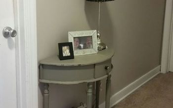My Console Table Makeover With Prairie Colors Chalk Paint