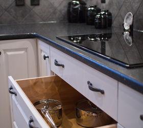 Kitchen Cabinet Storage Solutions, Kitchen Design, Shelving Ideas, Storage  Ideas, Deep Pot