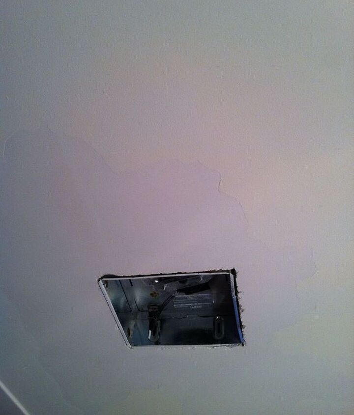 q how do i level a painted surface, bathroom ideas, home maintenance repairs, paint colors