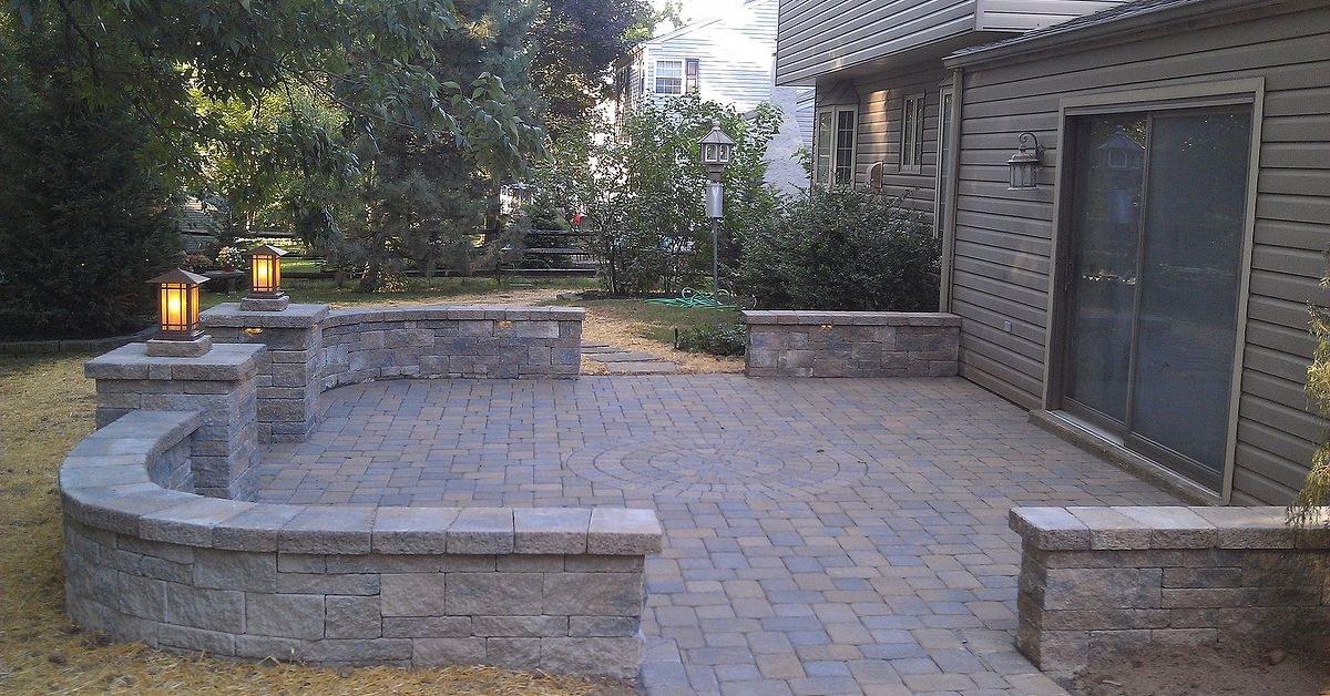 Can You Paint Pavers